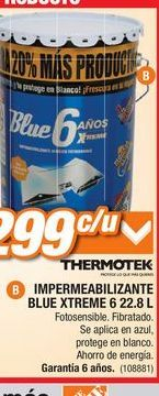 Oferta de Impermeabliziante Blue Extreme  por $1299