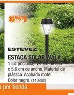 Oferta de Estaca Solar Walk por