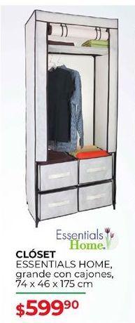 Oferta de Closets por $599.9