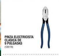 Oferta de Pinza Electricista Clasica De 9 Pulgadas por