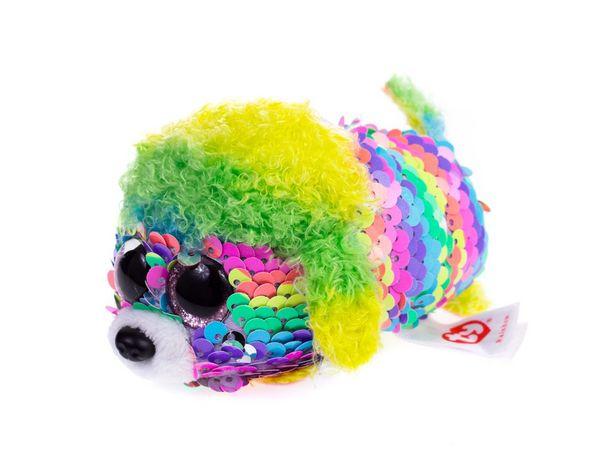 Oferta de Peluche perrito arcoiris por $89