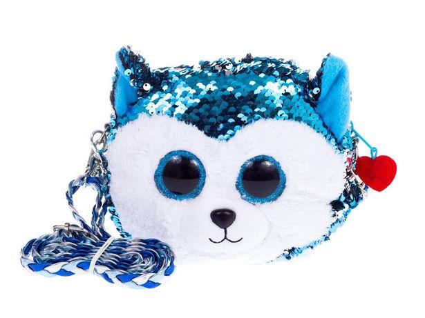Oferta de Crossbody gatito azul por $399