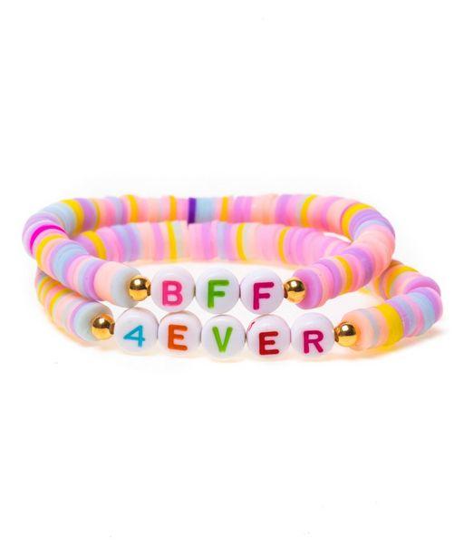 Oferta de PULSERAS BFF 4EVER por $89