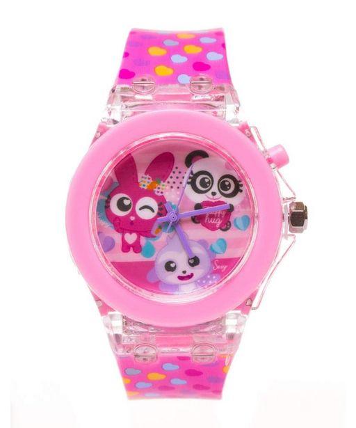 Oferta de Reloj con Luz de Fluffy Friends por $199