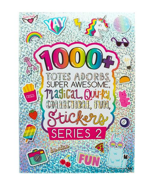 Oferta de Libro de + 1000 Stickers por $249