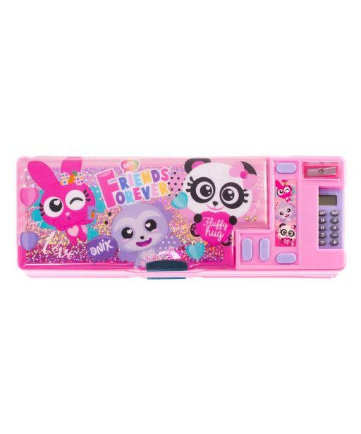 Oferta de Lapicera flufly Friends con Calculadora por $249