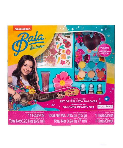 Oferta de Make It Real La Bala Set de Maquillaje por $599