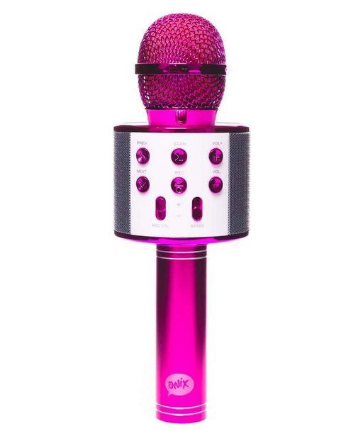 Oferta de Micrófono Magic Karaoke por $489