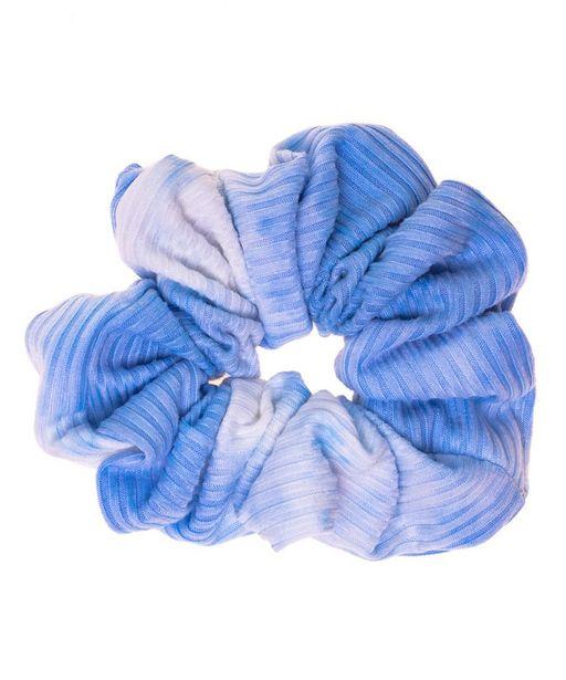 Oferta de Scrunchie Tye Dye Azul por $59
