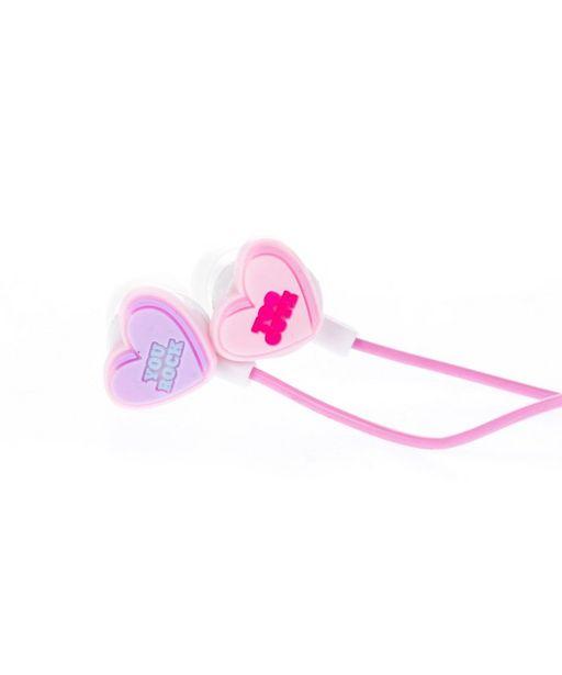 Oferta de Mini Audífonos Corazón por $49