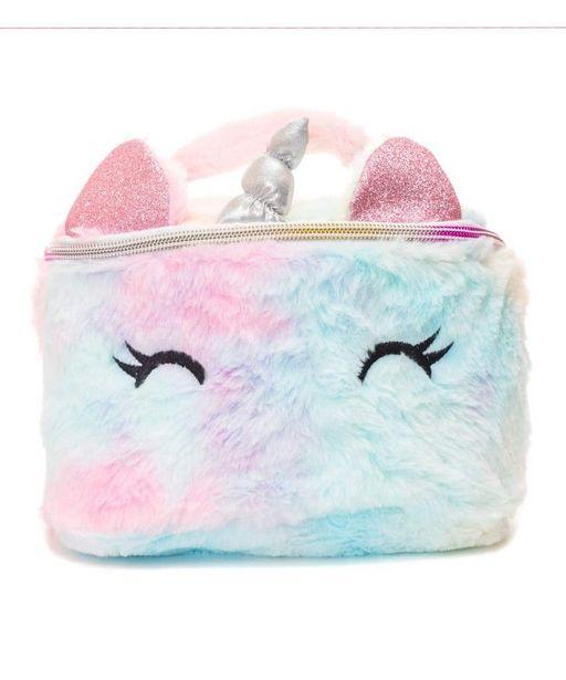 Oferta de Cosmetiquera Peluche Magic Unicorn por $399