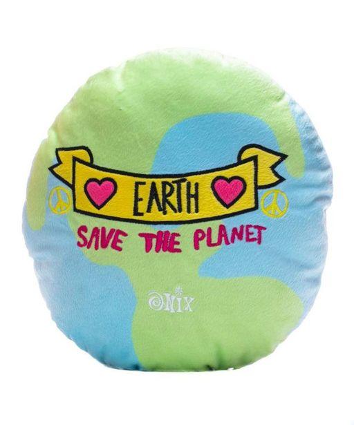 Oferta de Cojin Save the planet por $99