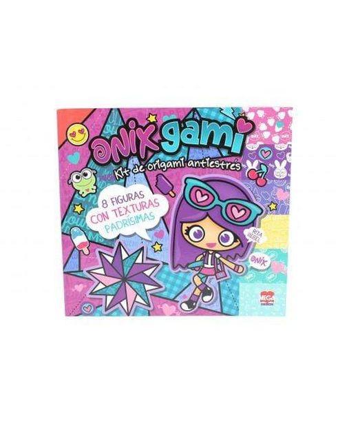 Oferta de Libro Origami Antiestres por $89.5