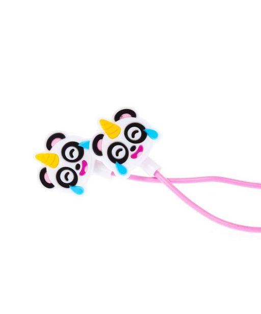 Oferta de Mini Audífonos de Panda-unicornio por $49