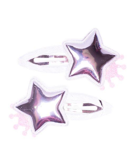 Oferta de Broches estrellas plata por $39
