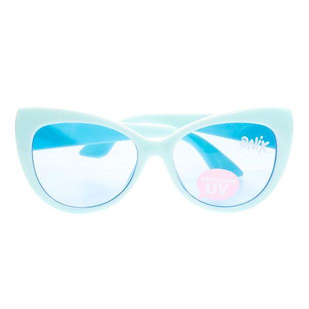 Oferta de Lentes Cat Eyes Azul por $74.5