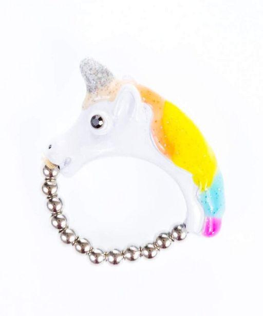 Oferta de Anillo Unicornio por $29