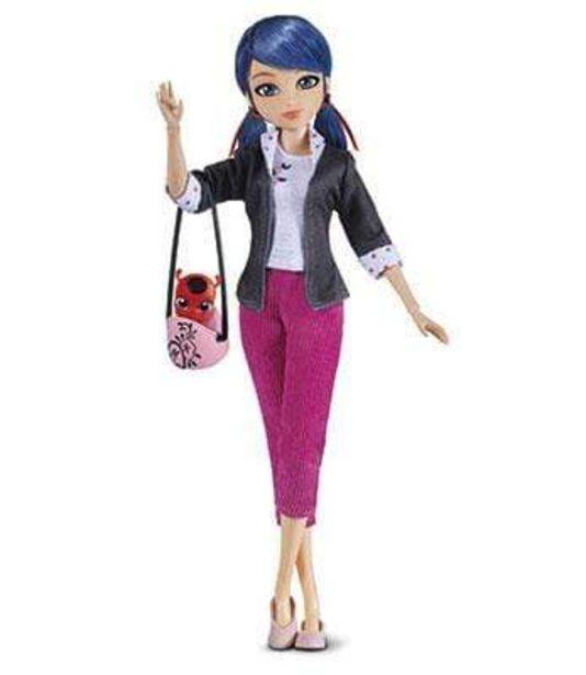 "Oferta de Ladybug Miraculous ""Marianette"" Doll Articulada por $579"