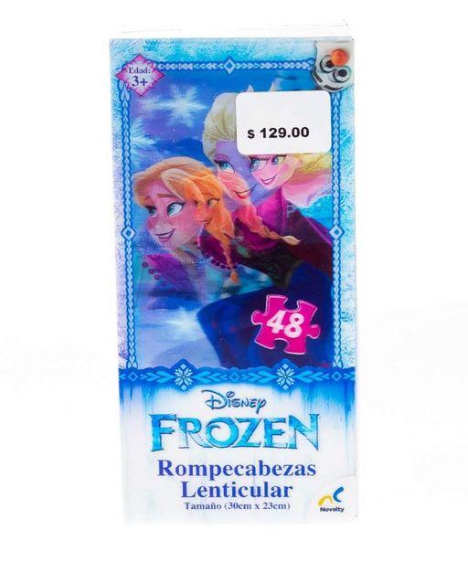 Oferta de Rompecabezas lenticular Frozen por $129