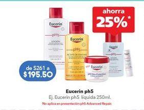 Oferta de Loción hidratante Eucerin por $195.5