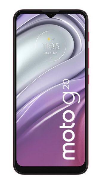 Oferta de Motorola Moto G20 por $4599
