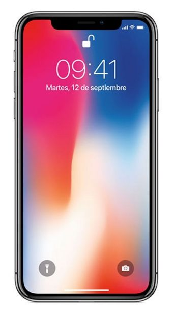 Oferta de Apple iPhone X 64 GB por $23499