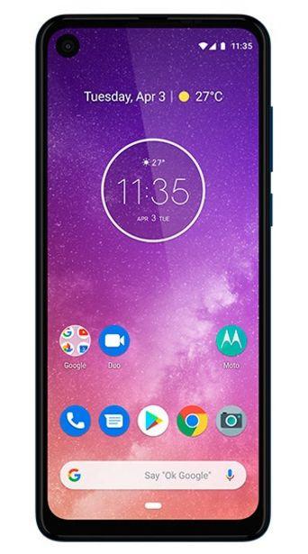 Oferta de Motorola One Vision por $5999