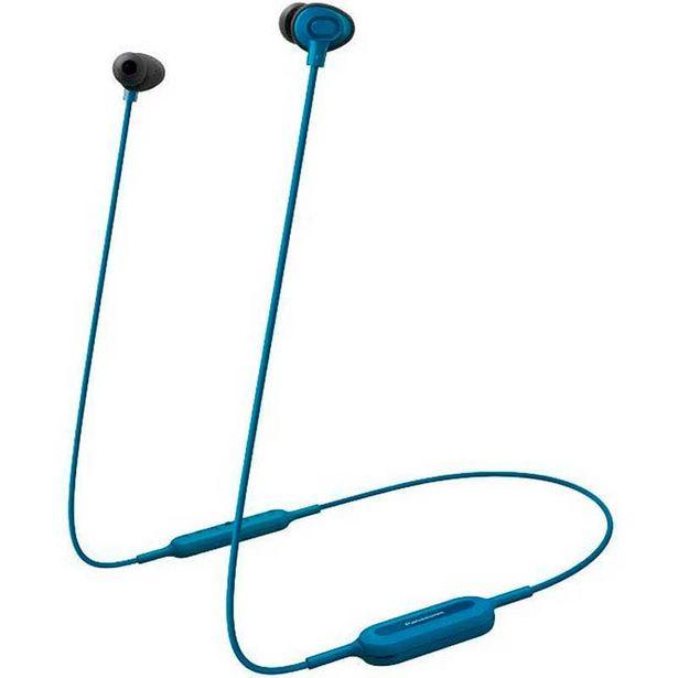 Oferta de Audífonos Panasonic Bluetooth RPNJ310BPUA: por $1199
