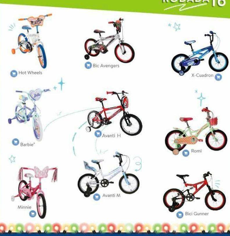 Oferta de Bicicleta infantil por