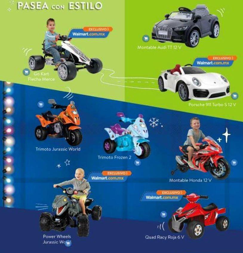 Oferta de Moto de juguete por