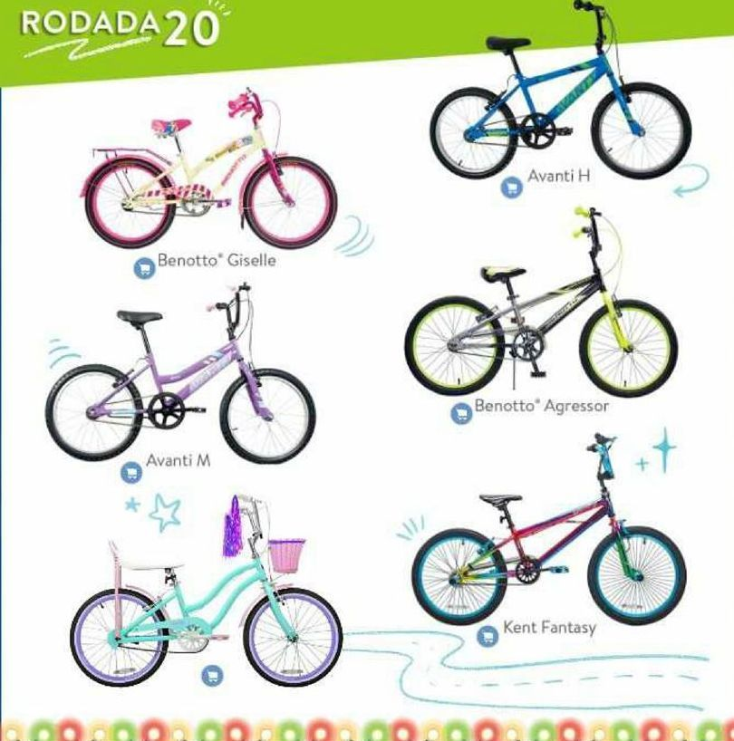Oferta de Bicicletas por