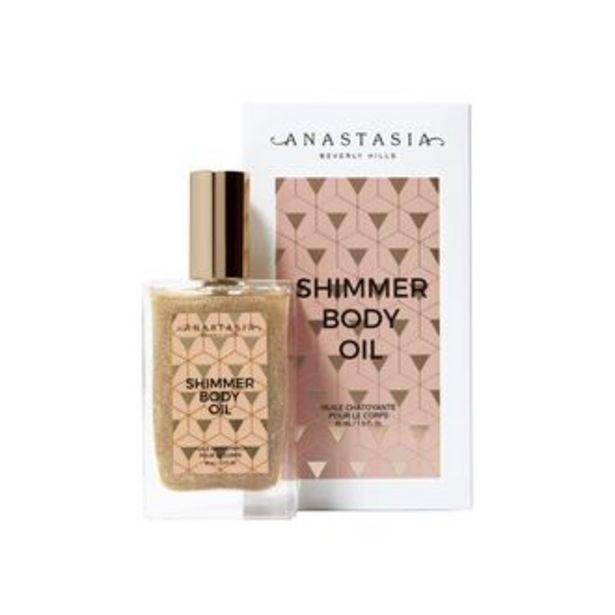 Oferta de SHIMMER BODY OIL 45ML (ACEITE CORPORAL CON BRILLO) por $638