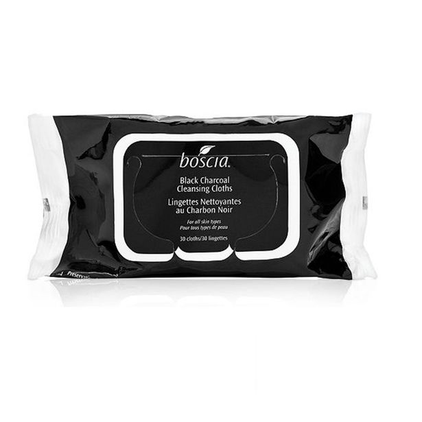 Oferta de BLACK CHARCOAL CLEANSING CLOTHS (TOALLAS LIMPIADORAS) por $400