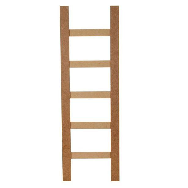 Oferta de  Escalera Decorativa 70x23cm 1pz por $52.55