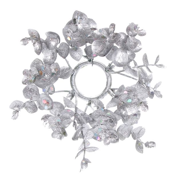Oferta de  Coronita Para Vela Color Metal 10cm 1pz por $38.95