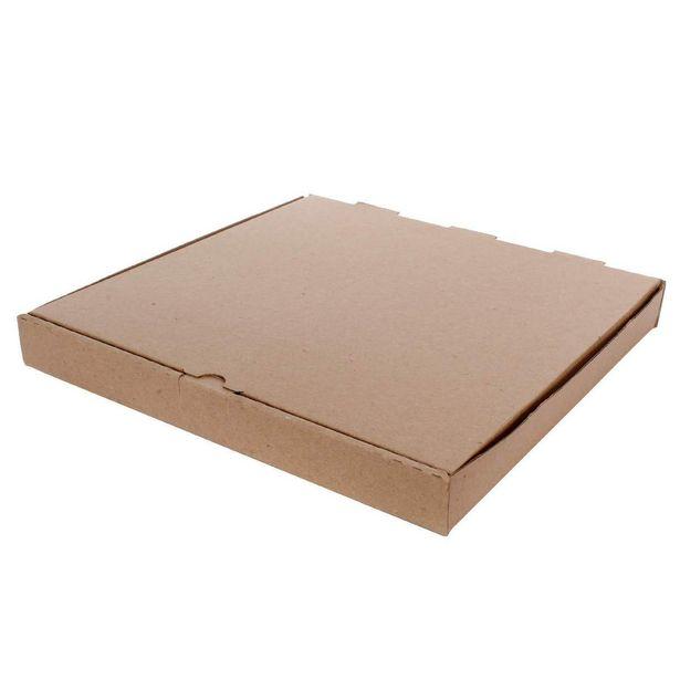 Oferta de  Caja Cartón 4x35x35cm 1pz por $24.9