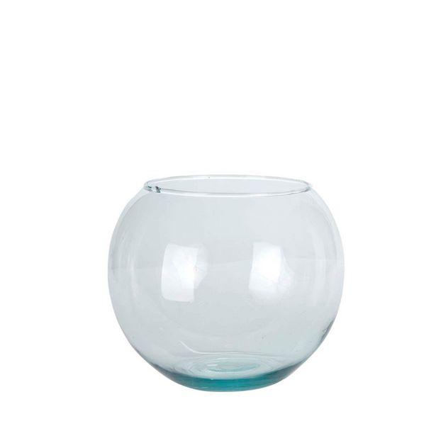 Oferta de  Pecera Cristal 16.7x19.5cm 1pz por $46.65