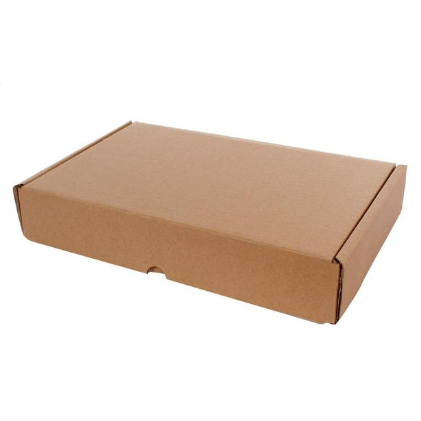Oferta de  Caja De Cartón 7x38x22.5cm 1pz por $28.35
