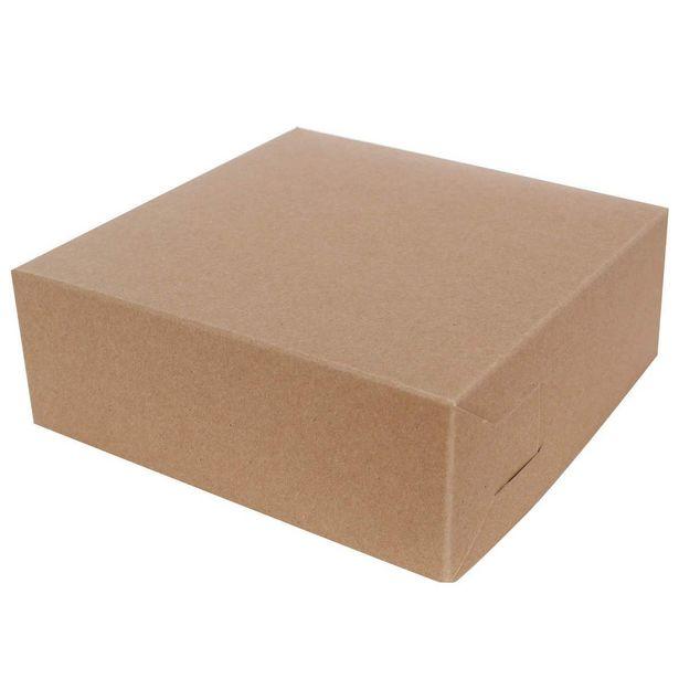 Oferta de  Caja Cartón 8x22x22cm 1pz por $34.45
