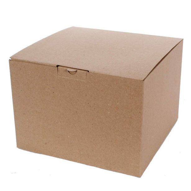 Oferta de  Caja Cartón 16.5x23x23cm 1pz por $31