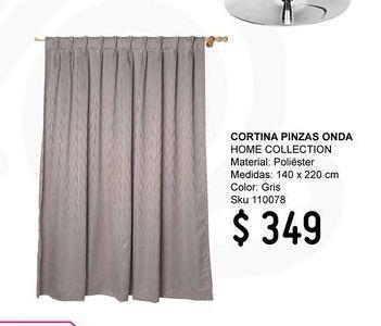 Oferta de Cortinas por $349