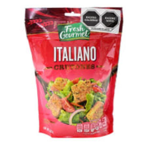 Oferta de Crutones Fresh Gourmet italiano 142 g por $39.5