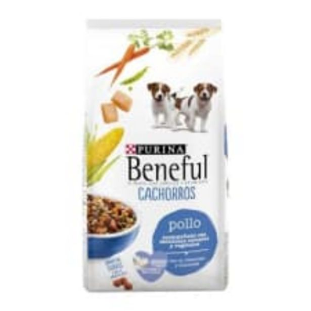 Oferta de Alimento para Perro Beneful Cachorro Sabor Pollo 4 kg por $259