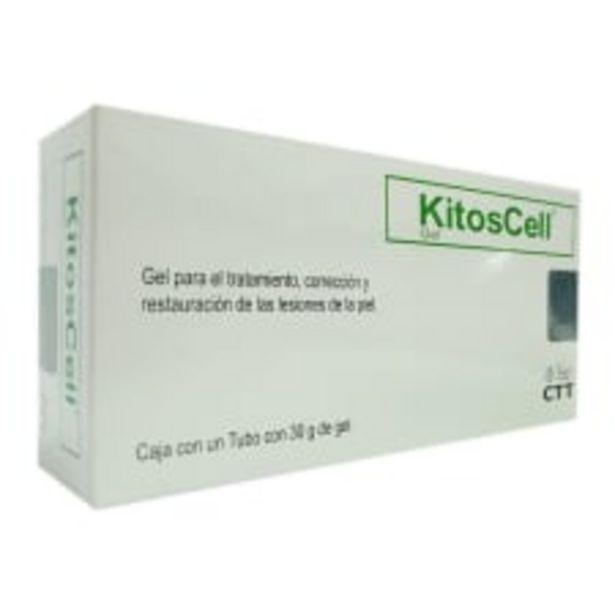 Oferta de Regenerador tisular KitosCell gel 30 g por $897