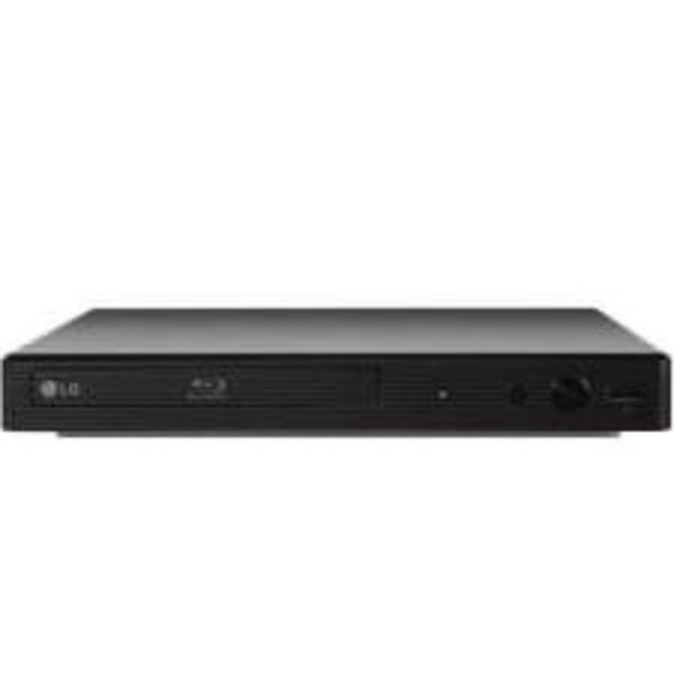 Oferta de Blu-Ray LG BP255 por $1680
