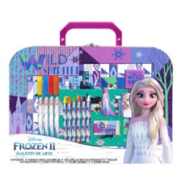 Oferta de Maletín de Arte Disney Frozen II 18167A por $162