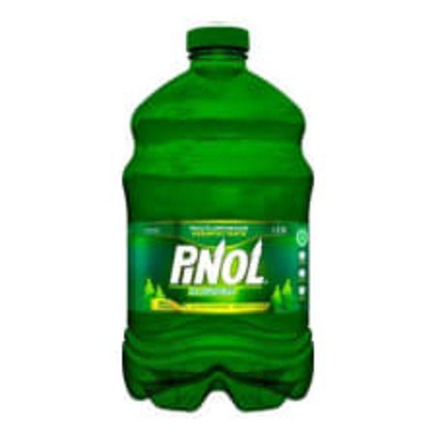 Oferta de Multilimpiador desinfectante Pinol El Original 3.78 l por $75.01