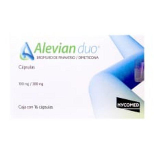 Oferta de Alevian Duo 100 mg/300 mg 16 cápsulas por $367