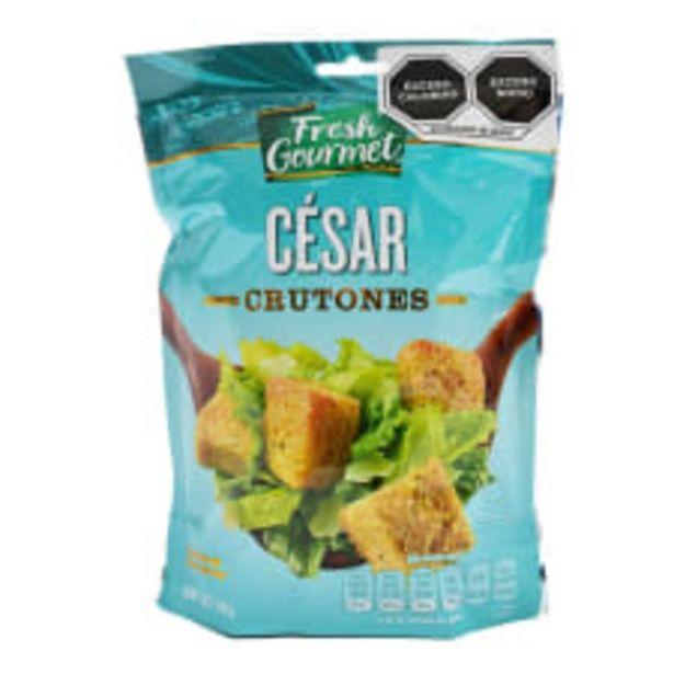 Oferta de Crutones Fresh Gourmet César 142 g por $39.5
