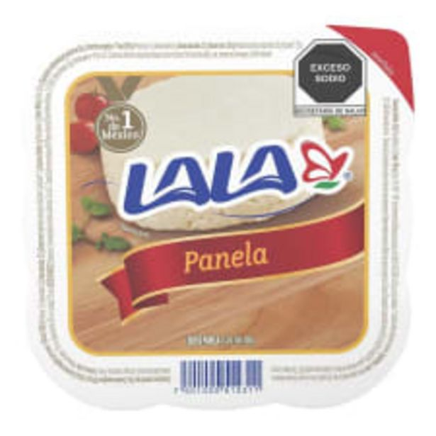 Oferta de Queso panela Lala 400 g por $65